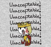 Joffrey - Unacceptable!! One Piece - Long Sleeve
