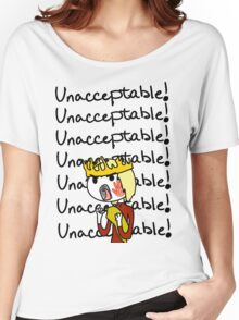 Joffrey - Unacceptable!! Women's Relaxed Fit T-Shirt