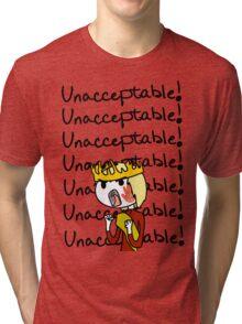 Joffrey - Unacceptable!! Tri-blend T-Shirt