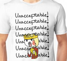 Joffrey - Unacceptable!! Unisex T-Shirt