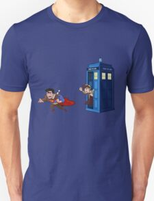 Wrong Phonebooth Unisex T-Shirt