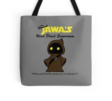 Honest Jawa's Used Droids Emporium Tote Bag