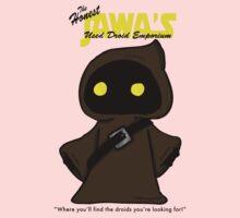 Honest Jawa's Used Droids Emporium Kids Clothes
