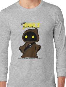 Honest Jawa's Used Droids Emporium Long Sleeve T-Shirt
