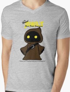 Honest Jawa's Used Droids Emporium Mens V-Neck T-Shirt