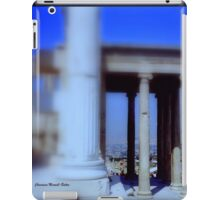 View from Parthenon iPad Case/Skin
