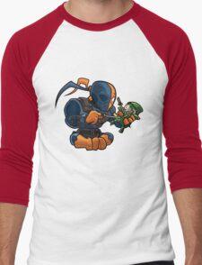 Stabby Stabby Stabby Men's Baseball ¾ T-Shirt