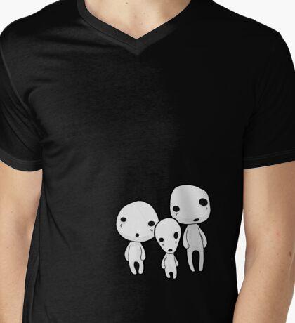 Spirit of the trees Mens V-Neck T-Shirt