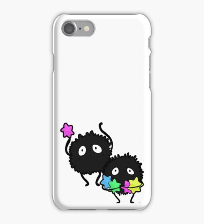 soot sprites! iPhone Case/Skin
