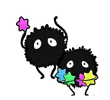 soot sprites! by Bantambb