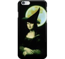 Mona Lisa...Witchy Woman iPhone Case/Skin
