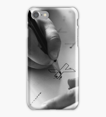 Learning Process iPhone Case/Skin