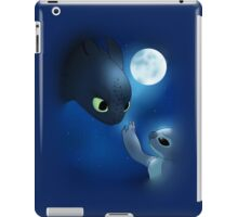 How to Train Stitch's Dragon iPad Case/Skin