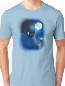 How to Train Stitch's Dragon Unisex T-Shirt