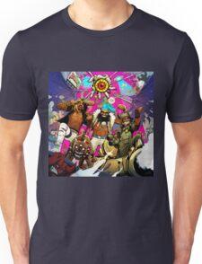 Flatbush Zombies tour Unisex T-Shirt