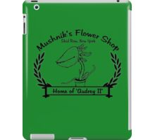 Mushnik's Flower Shop iPad Case/Skin