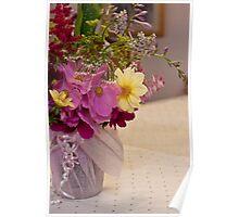 Garden Fresh Bouquet Poster