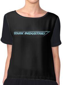 Stark Industries Chiffon Top