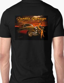 53 Buick Special Outside Gantt's Garage T-Shirt