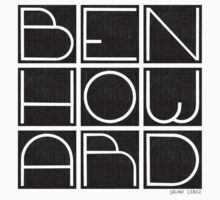 Ben Howard Kids Tee