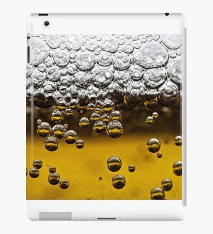 Beer close up iPad Case/Skin