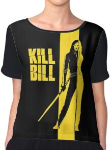 Kill Bill Chiffon Top