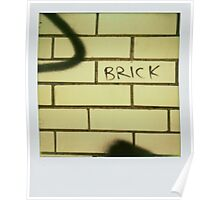 The Brick Poster