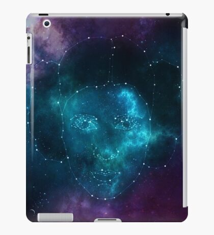 Forever in the stars iPad Case/Skin