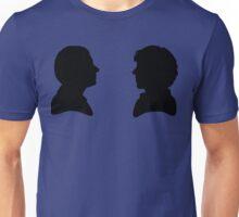 Sherlock - Watson and Sherlock Unisex T-Shirt