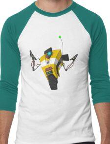 Claptrap Sticker Men's Baseball ¾ T-Shirt