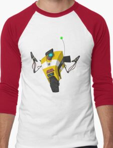 Claptrap Sticker Men's Baseball ¾ T-Shirt