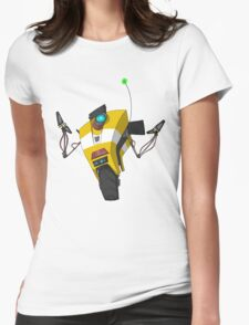 Claptrap Sticker Womens T-Shirt