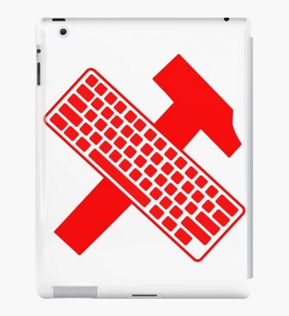 Soviet Hacker iPad Case/Skin