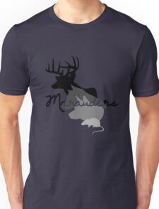 moony padfoot prongs & wormtail Unisex T-Shirt