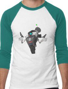 Fancy Claptrap Sticker Men's Baseball ¾ T-Shirt