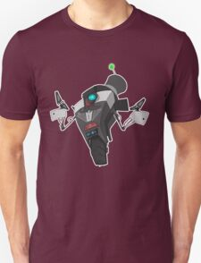 Fancy Claptrap Sticker Unisex T-Shirt