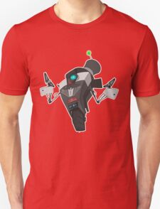 Fancy Claptrap Sticker T-Shirt