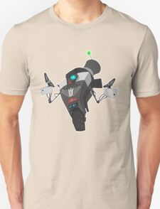 Fancy Claptrap Sticker Unisex T-Shirt