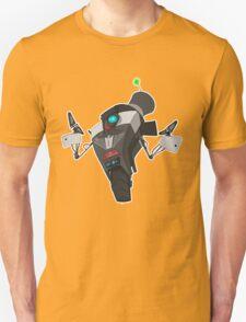 Fancy Claptrap Sticker T-Shirt