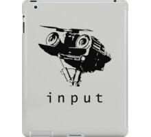 Input iPad Case/Skin