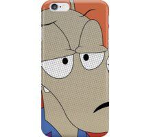 Rocko Halftone iPhone Case/Skin