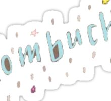 Kombucha Sticker