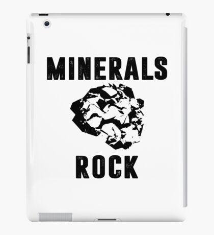 Minerals Rock iPad Case/Skin