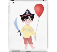 Baby Pirate Holmes iPad Case/Skin