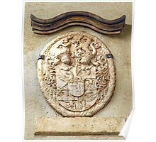 Genetti Family Coat-of-Arms Poster