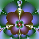 Fractal Violet by wutz4tea