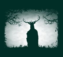 Herne The Hunter Appears by Paulychilds