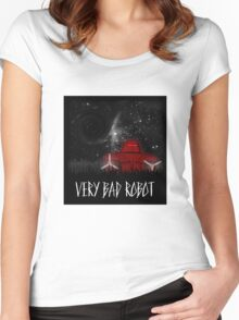 Very Bad Robot: Maximilian Women's Fitted Scoop T-Shirt