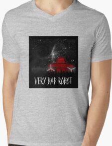 Very Bad Robot: Maximilian Mens V-Neck T-Shirt