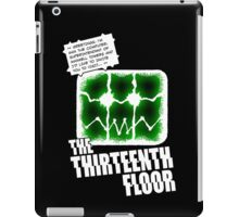 The Thirteenth Floor iPad Case/Skin